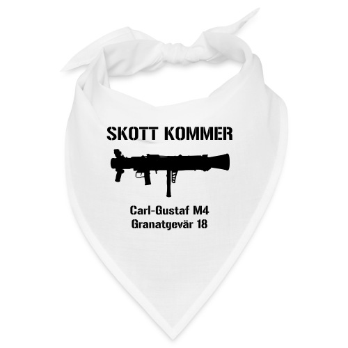 Skott Kommer CGM4 - Snusnäsduk