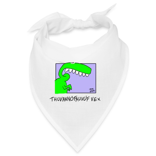 Thuvannofauvuf vex transp back - Snusnäsduk