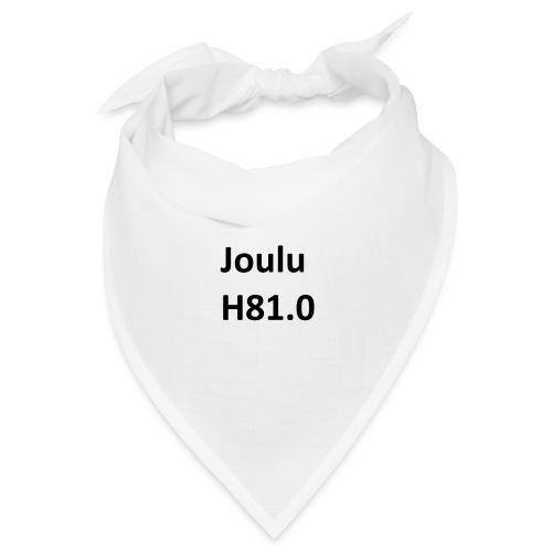 Joulu H81.0 - Bandana