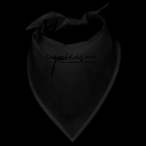 cynicism - Bandana
