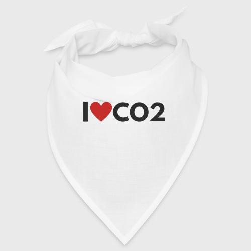 I LOVE CO2 - Bandana