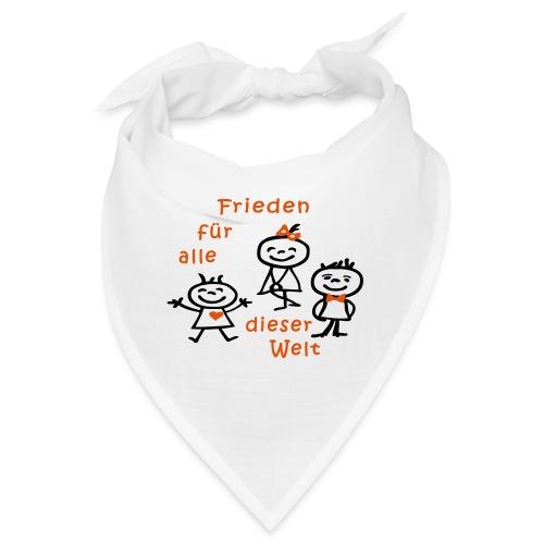 Kindertag, Childrens Day, Frieden - Bandana