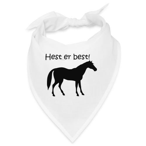hest er best - Bandana