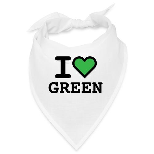 i-love-green-2.png - Bandana