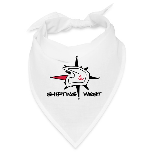Shifting West Logo vector - Bandana