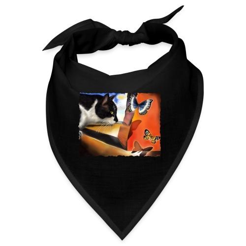 Il gatto di Dalí - Bandana