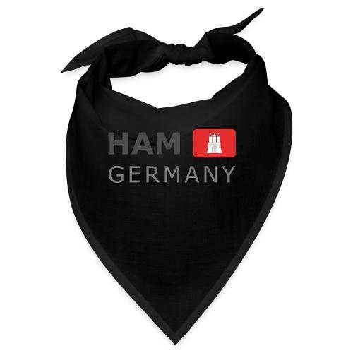 HAM GERMANY HHF dark-lettered 400 dpi - Bandana