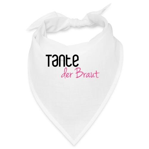 Tante der Braut - Bandana