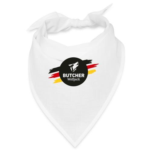 BUTCHER WOLFPACK Logo - Bandana