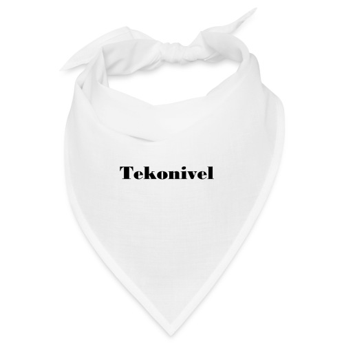 Tekonivel - Bandana
