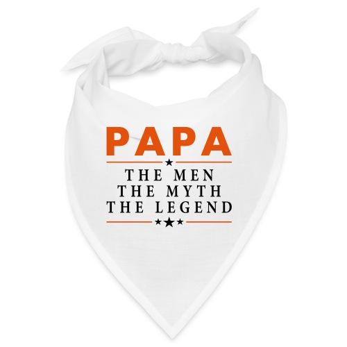 PAPA THE LEGEND - Bandana