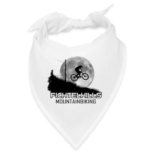 fichtelhills mountainbiking Night ride Ochsenkopf - Bandana