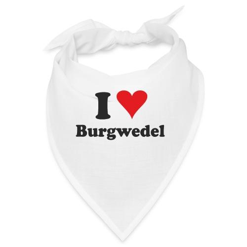 I Love Burgwedel - Bandana