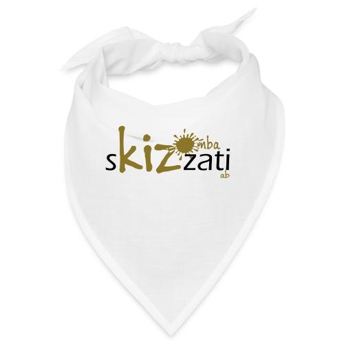 Top classico sKizzati Kizomba Donna verde fluo - Bandana