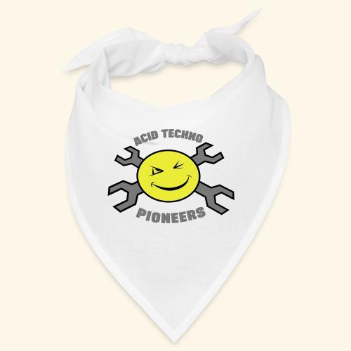 ACID TECHNO PIONEERS - SILVER EDITION - Bandana