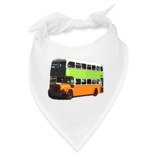 Glasgow Corporation Bus - Bandana
