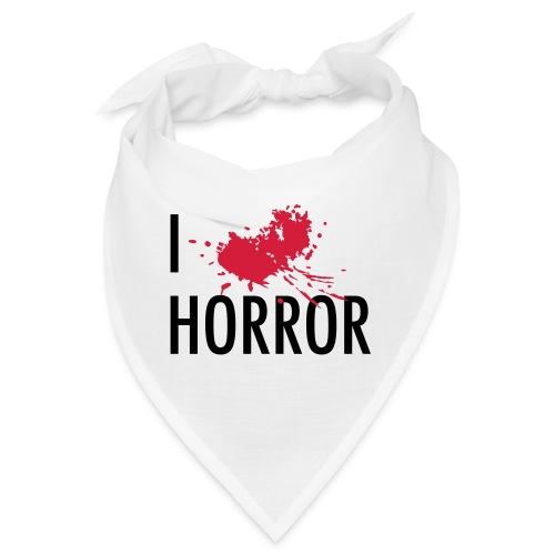 Love horror blood sangue - Bandana