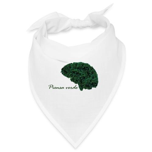 Piensa verde - Bandana