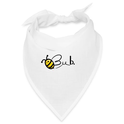 Bee b. Logo - Bandana