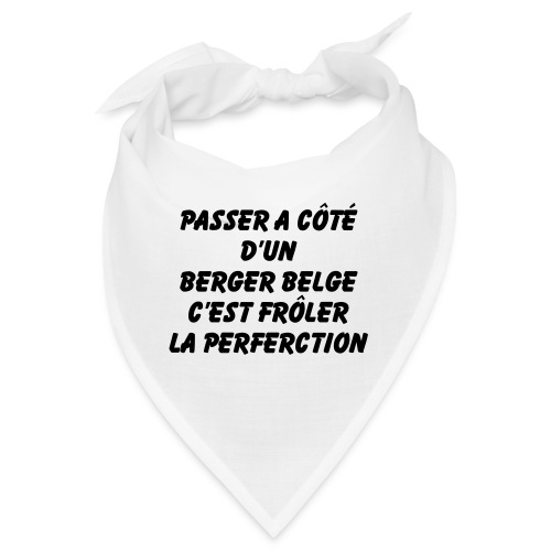 Frôler la perfection - Bandana