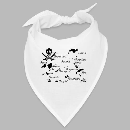 Crewshirt Motiv Griechenland - Bandana