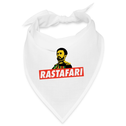 Rastafari - Haile Selassie - HIM - Jah Rastafara - Bandana