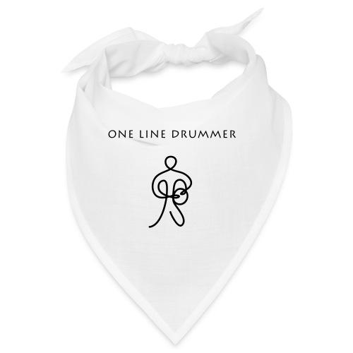 one line drummer - Bandana