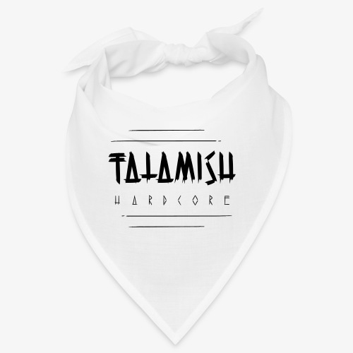 Fatamish Logo Big - Bandana
