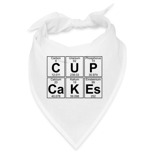 C-U-P-Ca-K-Es (cupcakes) - Full - Bandana