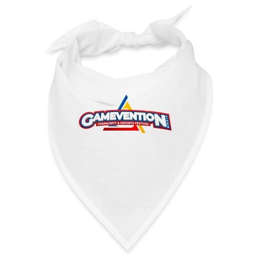 Logo GAMEVENTION MMXIX (Rechtshänder) - Bandana