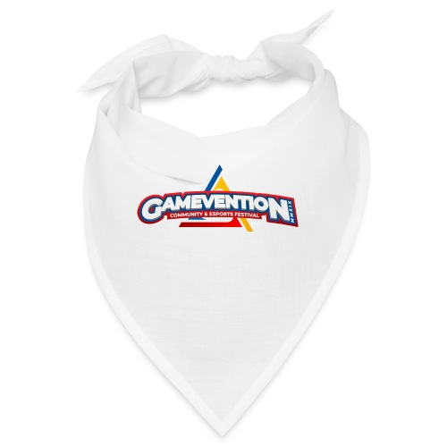 Logo GAMEVENTION MMXIX (Linkshänder) - Bandana