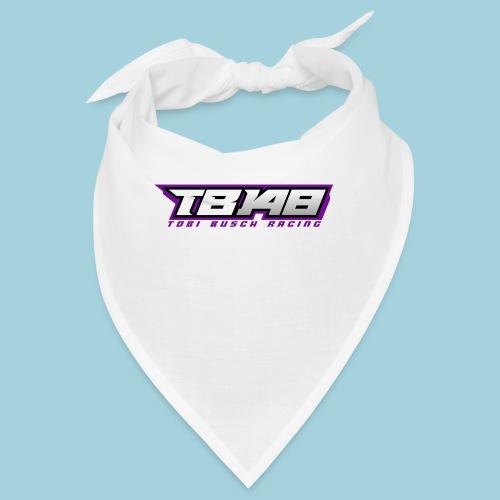 Tob Logo Lila - Bandana