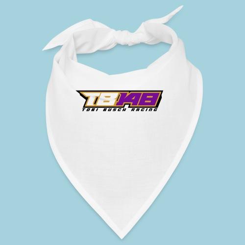 Tobi Logo schwarz - Bandana
