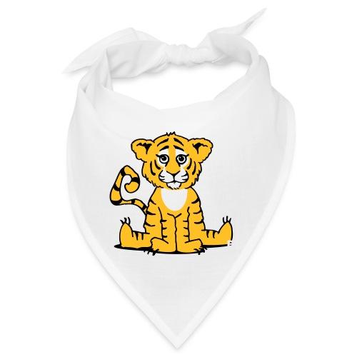 Tiger cub - Bandana