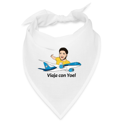 Frequent Flyer Yellow Viaja con Yoel - Bandana