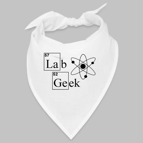 Lab Geek Atom - Bandana