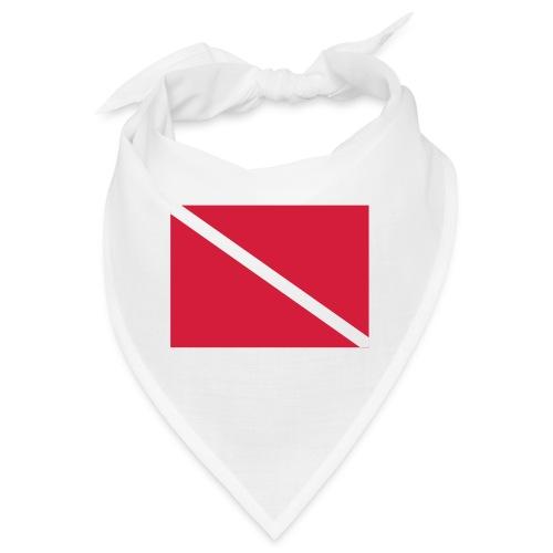 Diver Flag - Bandana