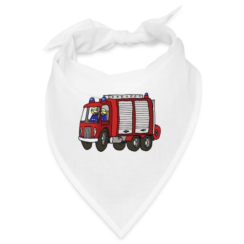Rüstwagen Feuerwehr - Bandana