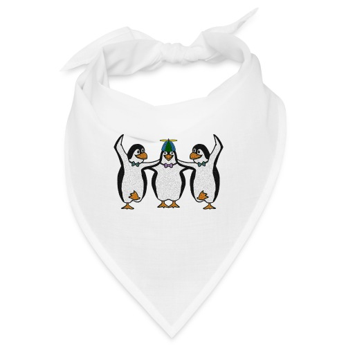 Penguin Trio - Bandana