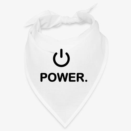 power - Bandana