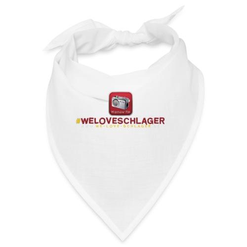 WeLoveSchlager de - Bandana