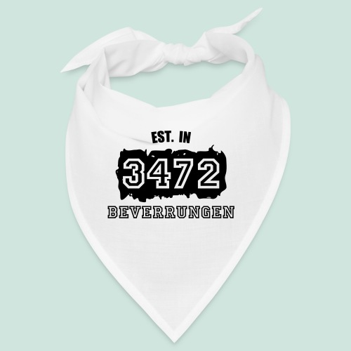 Established 3472 Beverungen - Bandana