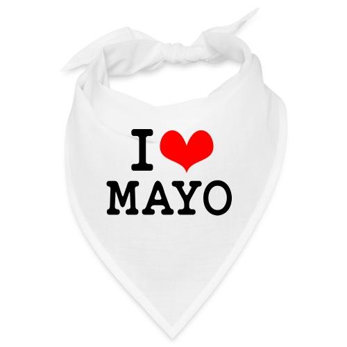 I Love Mayo - Bandana
