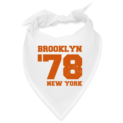 78 brooklyn ny - Bandana