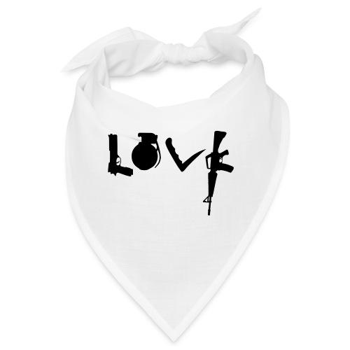 Love weapons - Bandana