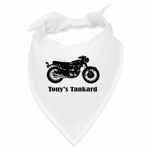 tonys tankard - Bandana
