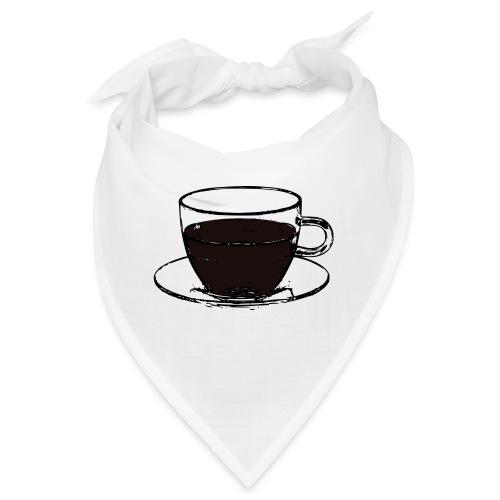 cofee cup - Bandana