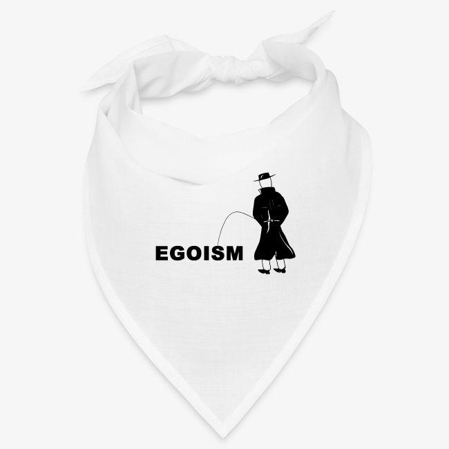Pissing Man against Egoism
