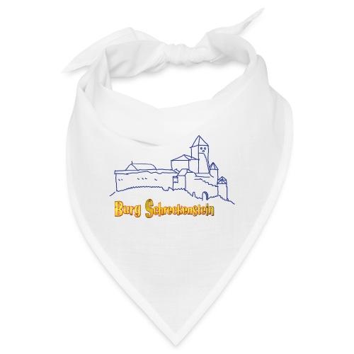 Kinder Kapuzenpullover - Burg Schreckenstein - Bandana