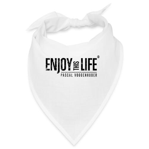 Enjoy this Life®-Classic Black Pascal Voggenhuber - Bandana